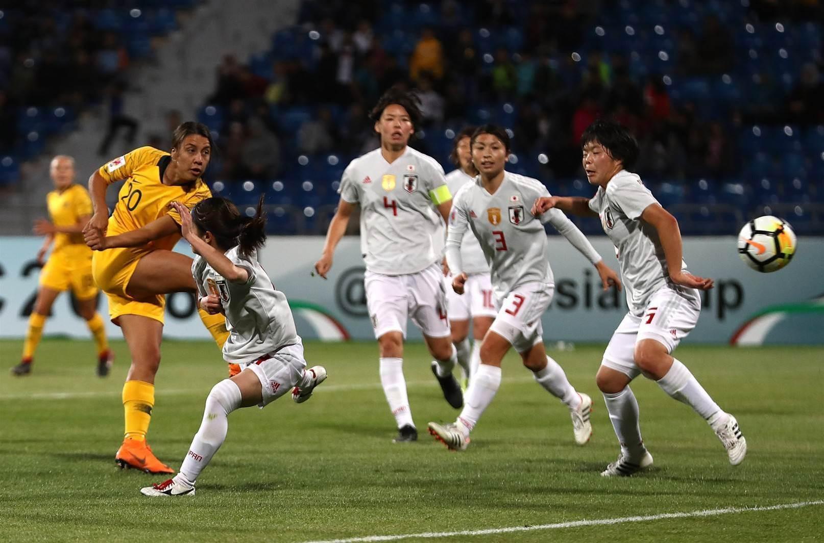 Matildas v Japan: Player Ratings