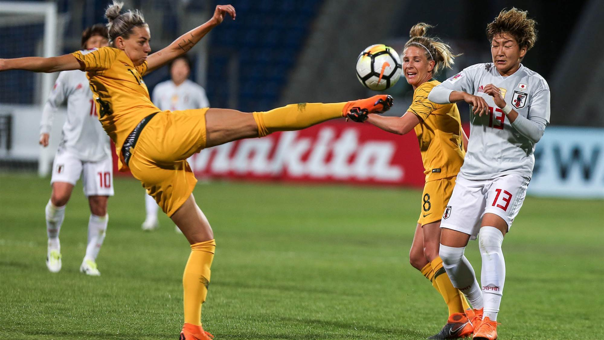 Matildas eighth in new rankings