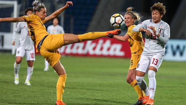 Matildas eighth in new rankings