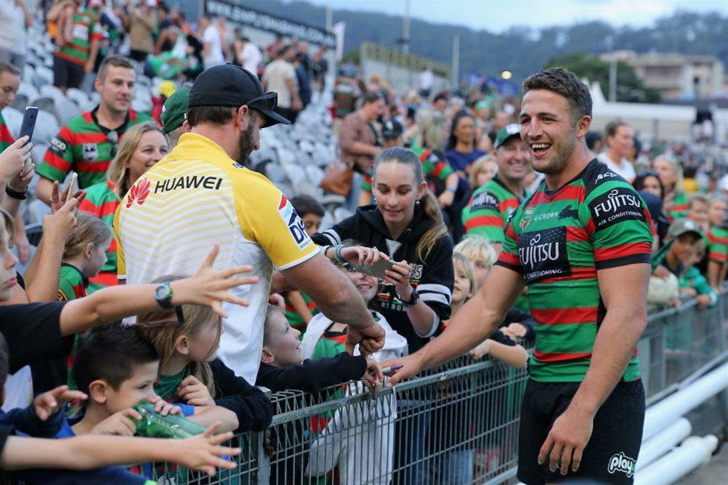 Burgess: I won't change my playing style