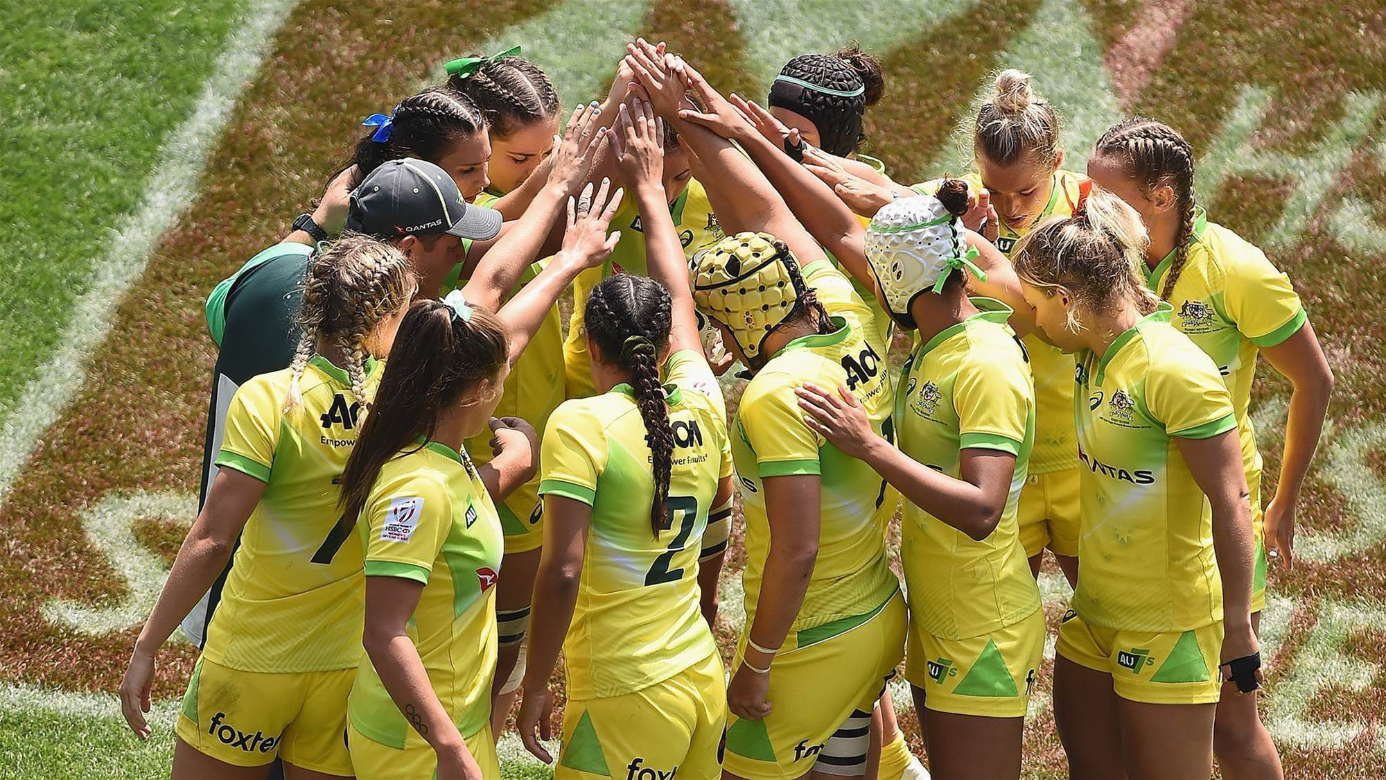 Aussie 7s undefeated in Langford