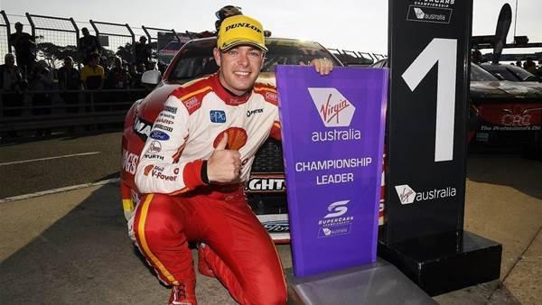 McLaughlin dominates Island Supercars