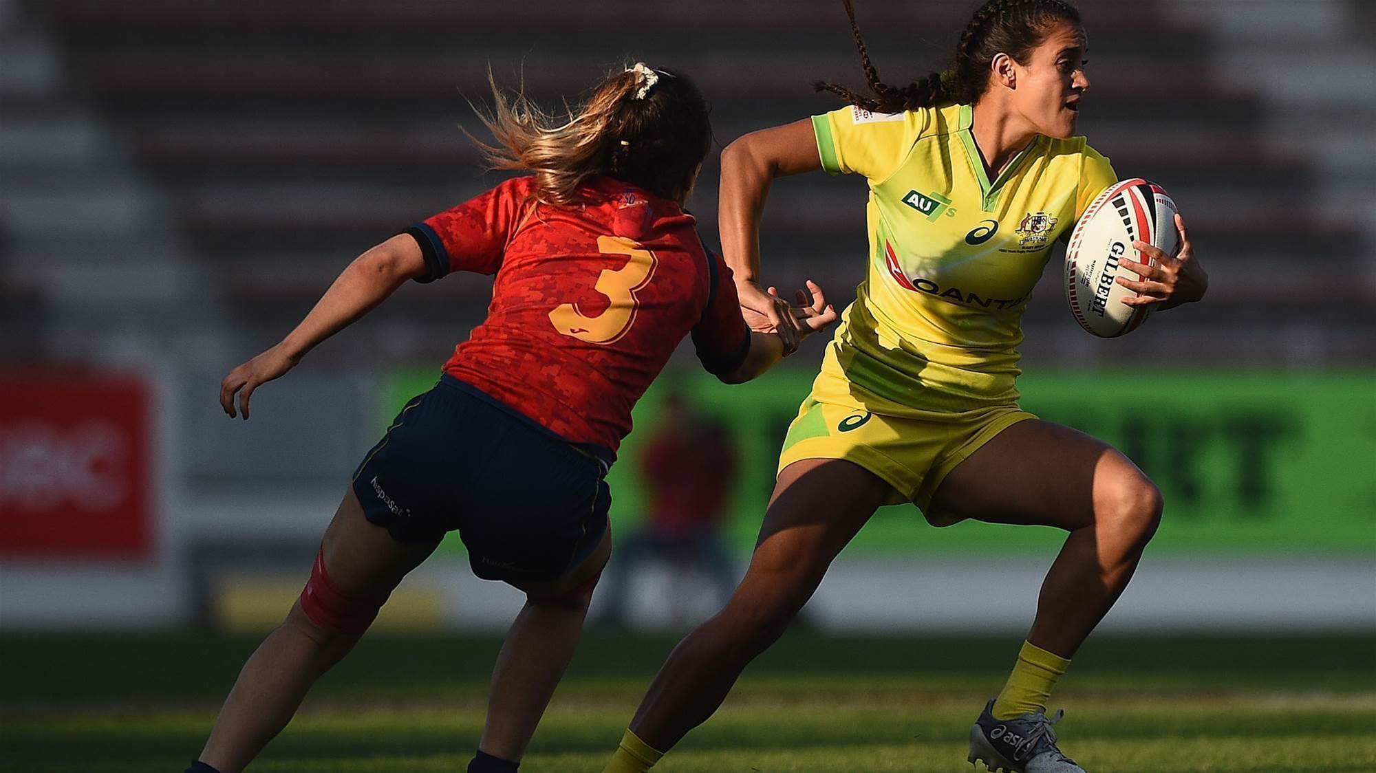 Bronze medal for Aussie 7s