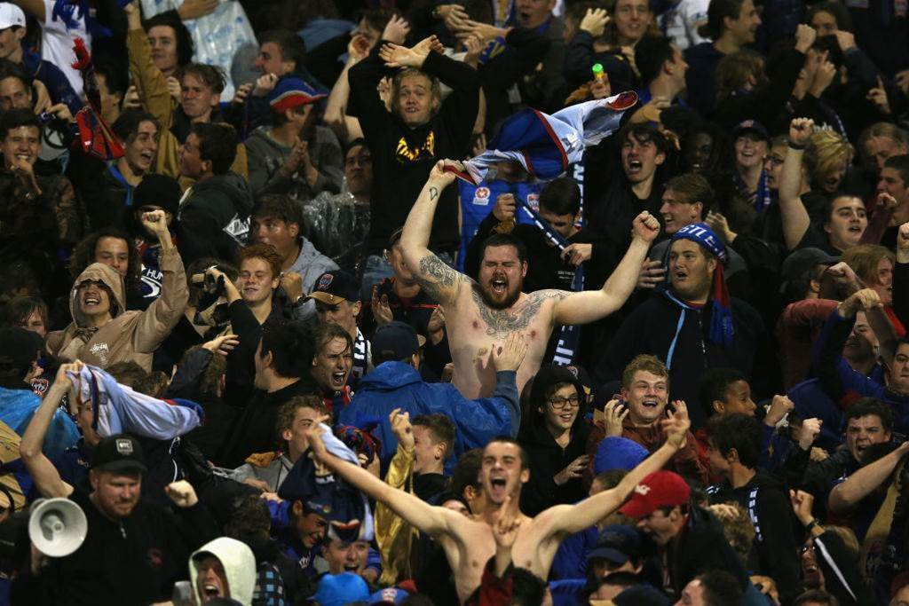 Newcastle Jets vs Melbourne City player ratings