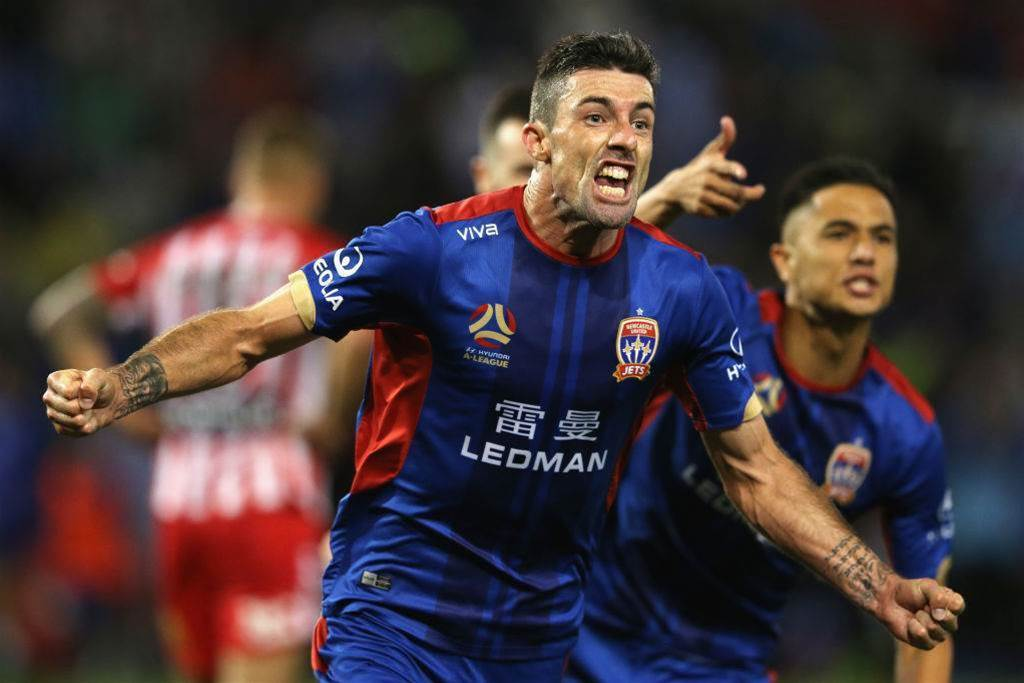 Newcastle Jets to face La Liga trio in Spanish pre-season tour