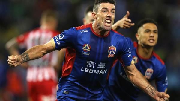 Newcastle Jets to face La Liga trio in Spanish pre-season tour