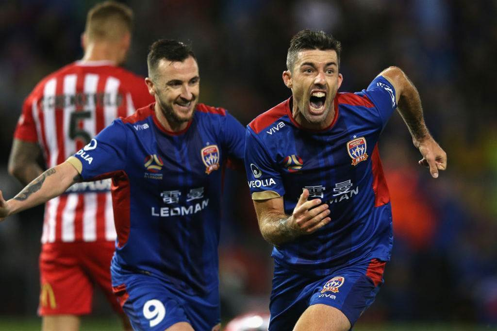 How the Newcastle Jets went from the basement to the penthouse