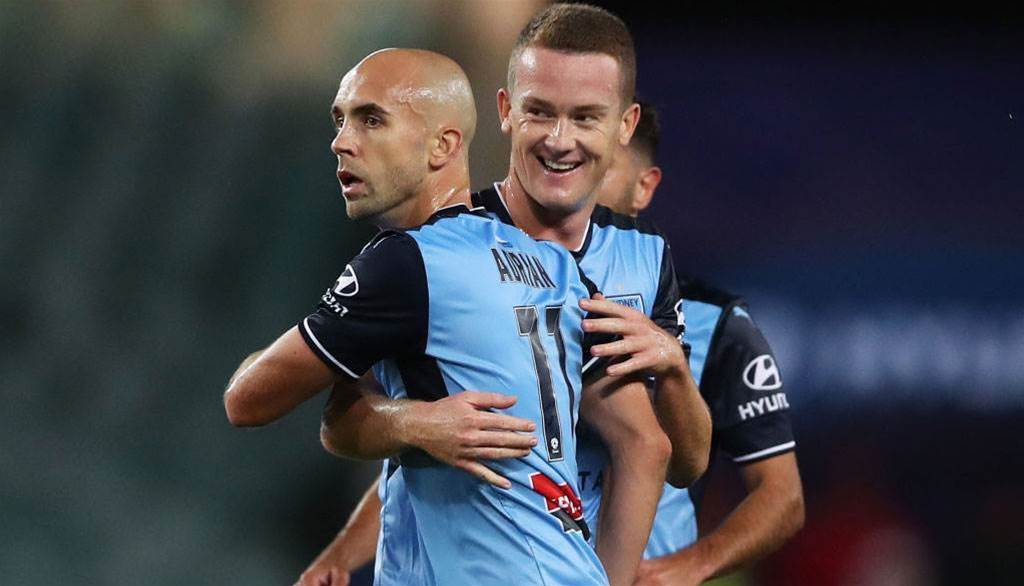 Mierzejewski exits Sydney FC for record transfer fee