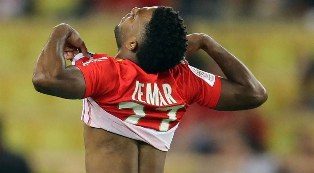Atletico, Monaco reach prelim agreement on Lemar transfer