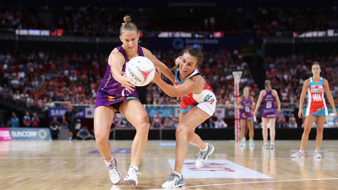 Super Netball State of Origin