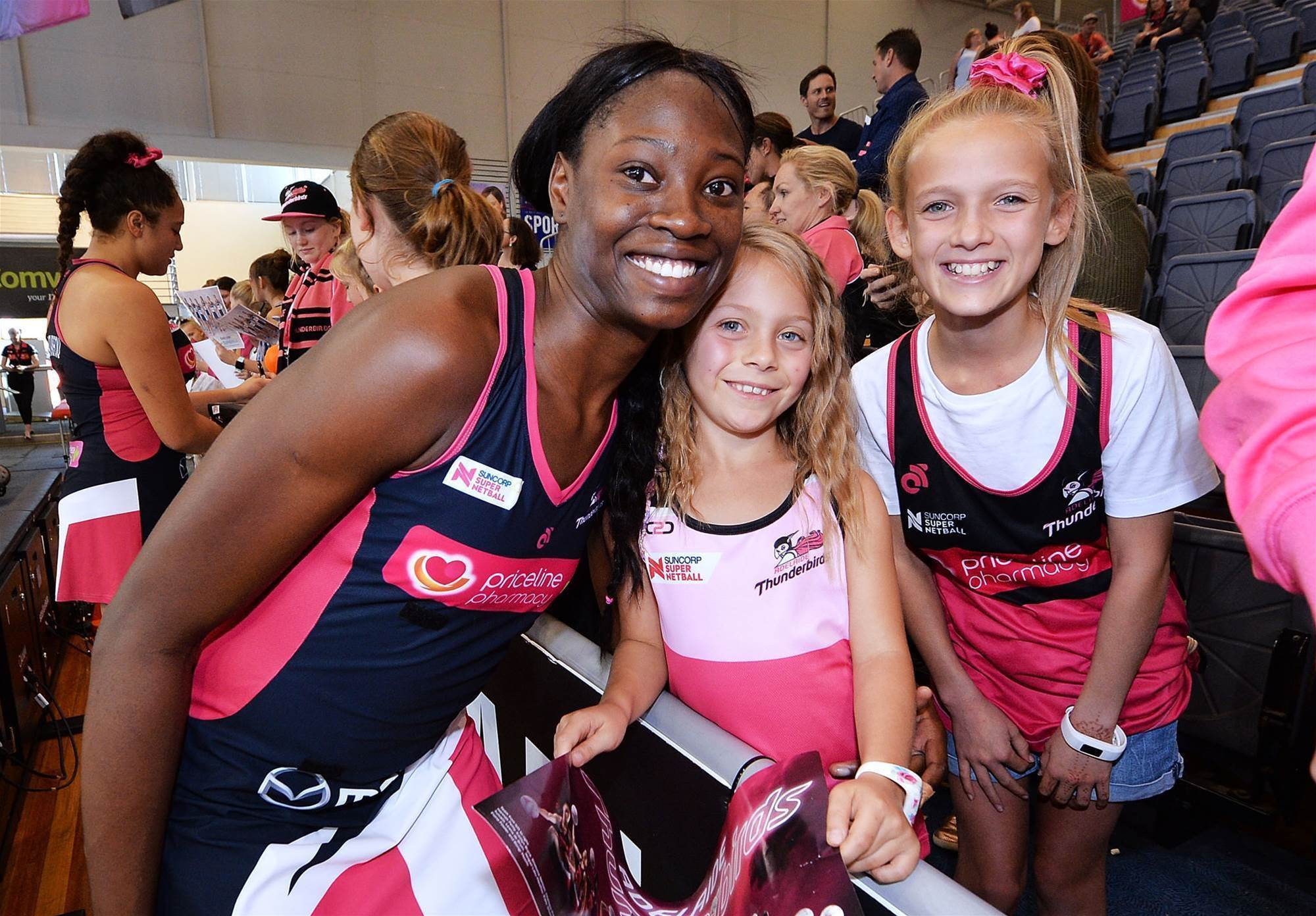 Netball still the number one team sport for young girls