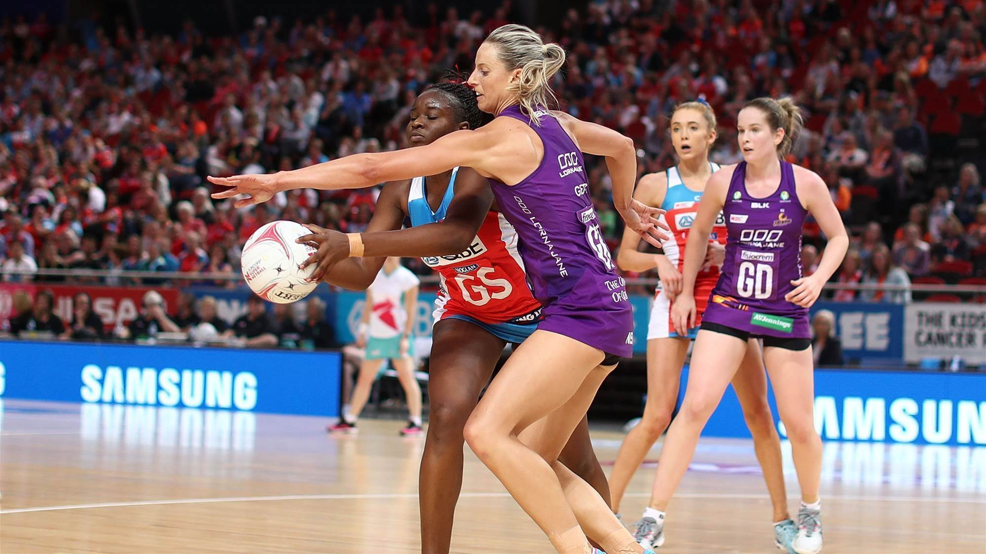 Injury blow for Firebirds ahead of derby