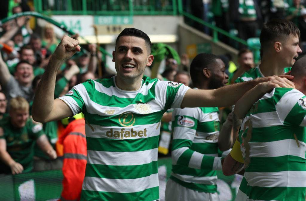 WATCH: Rogic scores in another Old Firm win