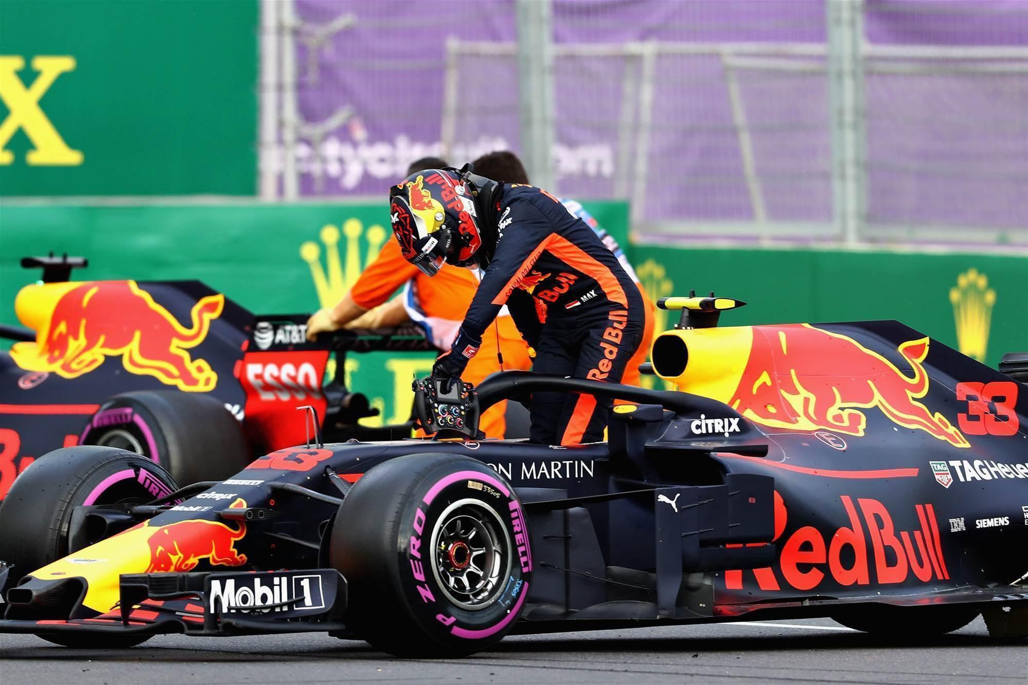 Verstappen and Ricciardo both to blame: FIA