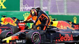 Verstappen and Ricciardo both to blame: FIA