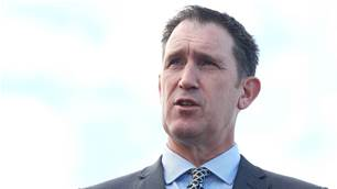 James Sutherland made new Golf Australia CEO