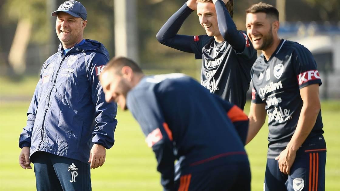 Jean-Paul de Marigny exits Victory for Wanderers