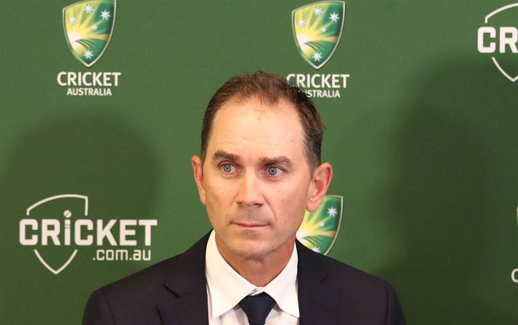 Langer named Australia's cricket coach