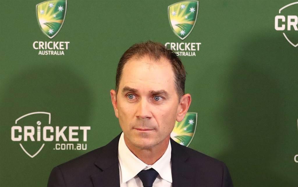Langer named Australia's cricket coach