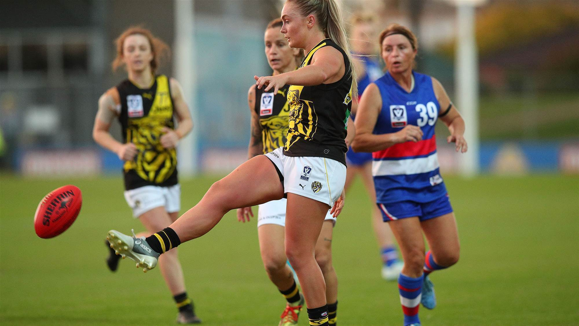 Historic weekend for VFLW