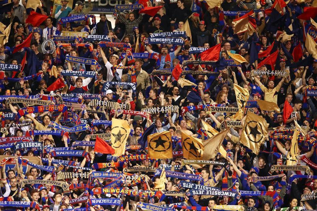 Newcastle Jets to face Newcastle United, Rangers