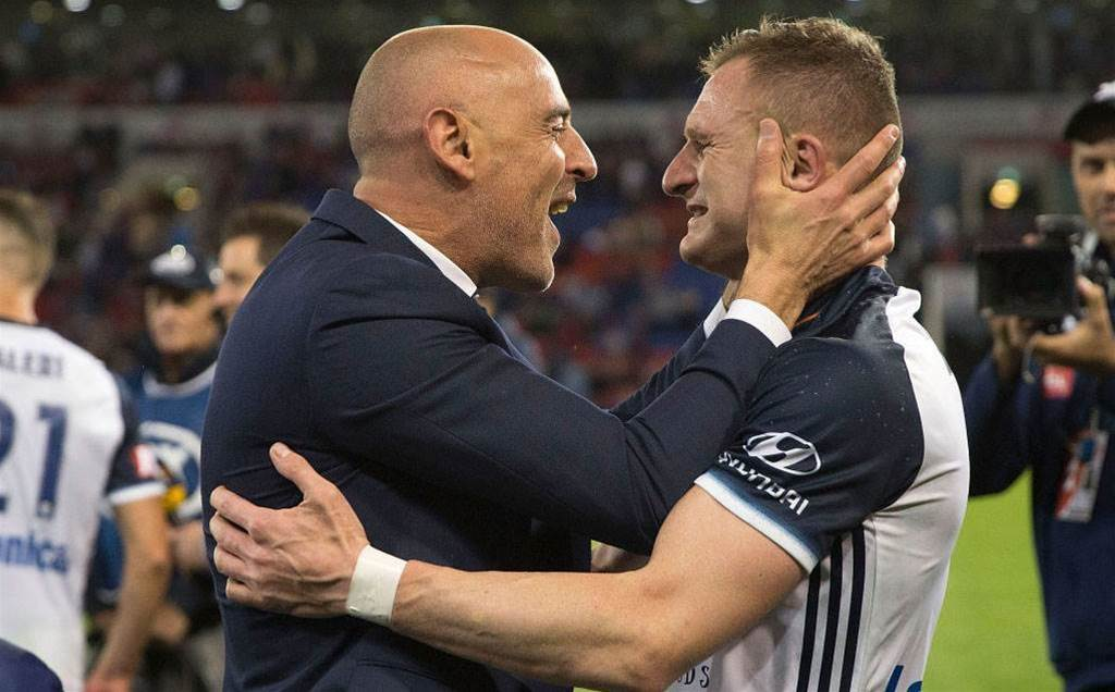 Muscat 'disappointed' to lose Berisha