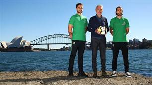 Zelic: Socceroos need a licence to thrill