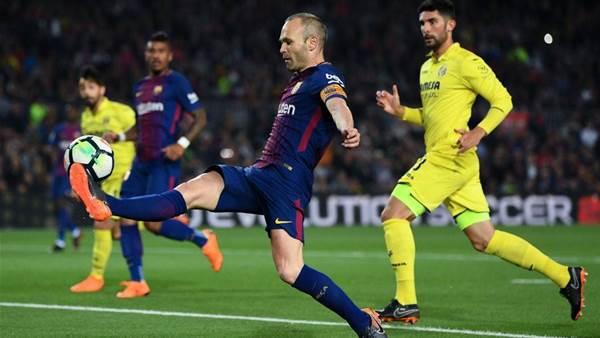 City's disinterest in marquees dashes Iniesta hopes