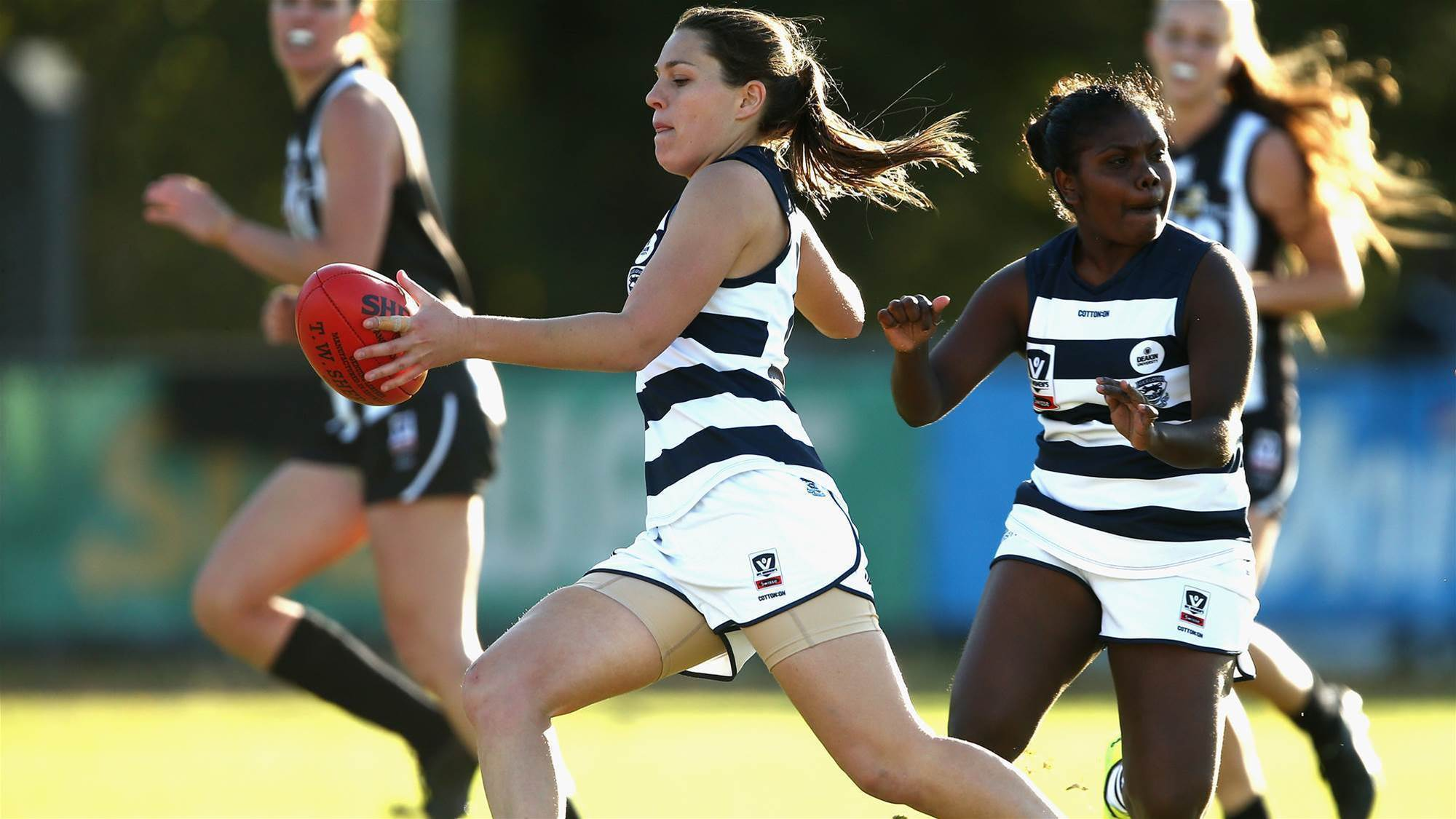 Geelong add six more to squad