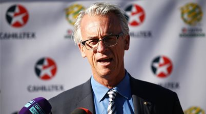 Gallop: Promotion/Relegation and second division on the FFA agenda now