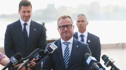 Sydney FC CEO: 'We won't throw money at high risk recruits'