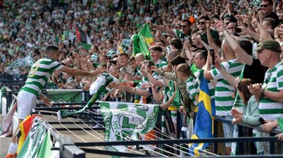 Rogic pledges Celtic future: 'I've been here forever but I wouldn't change anything'