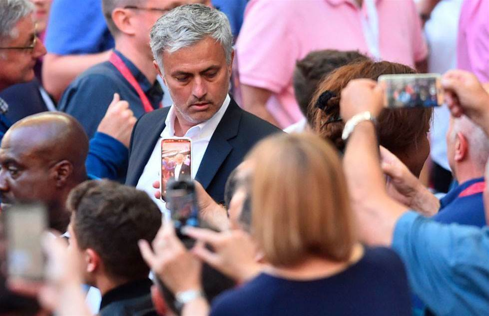 Man United coach Mourinho to attend Brazil v Switzerland