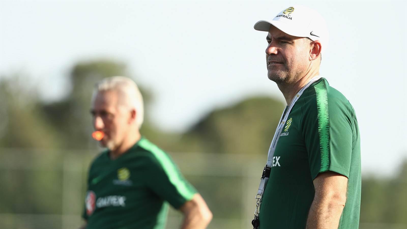 Milicic confirmed as Matildas boss