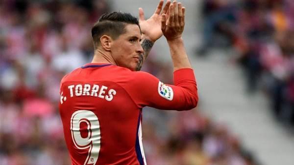 Fernando Torres joins J-League strugglers