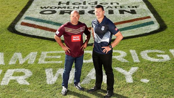NSW coach Cross wary of passion Hetherington will bring to Queensland