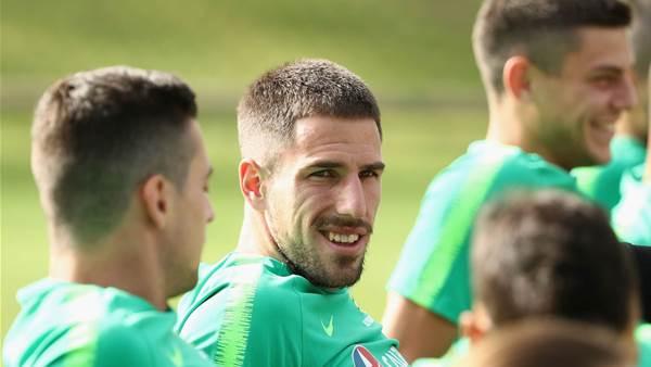 Degenek's family boost for Hungary friendly