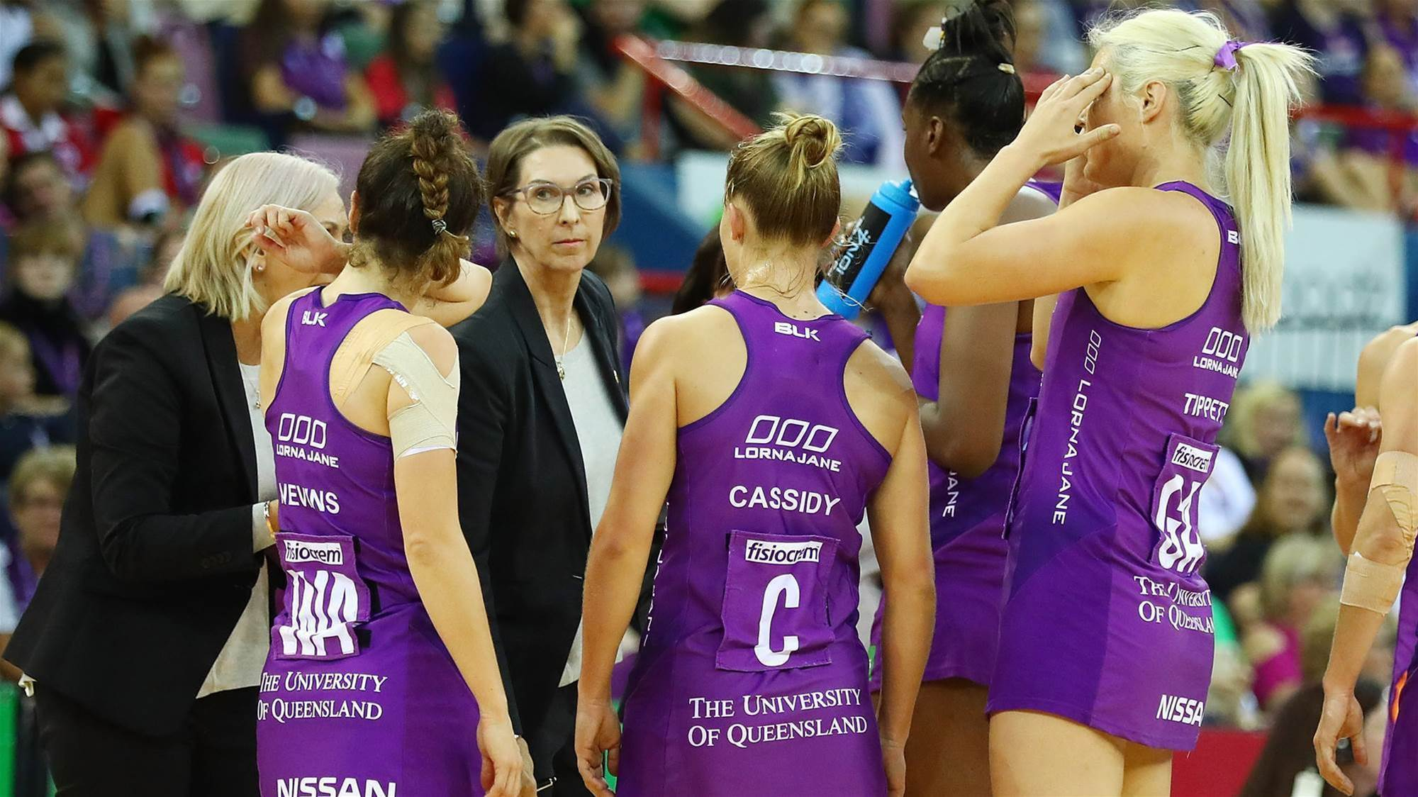 Jancke to lead the Firebirds for a decade