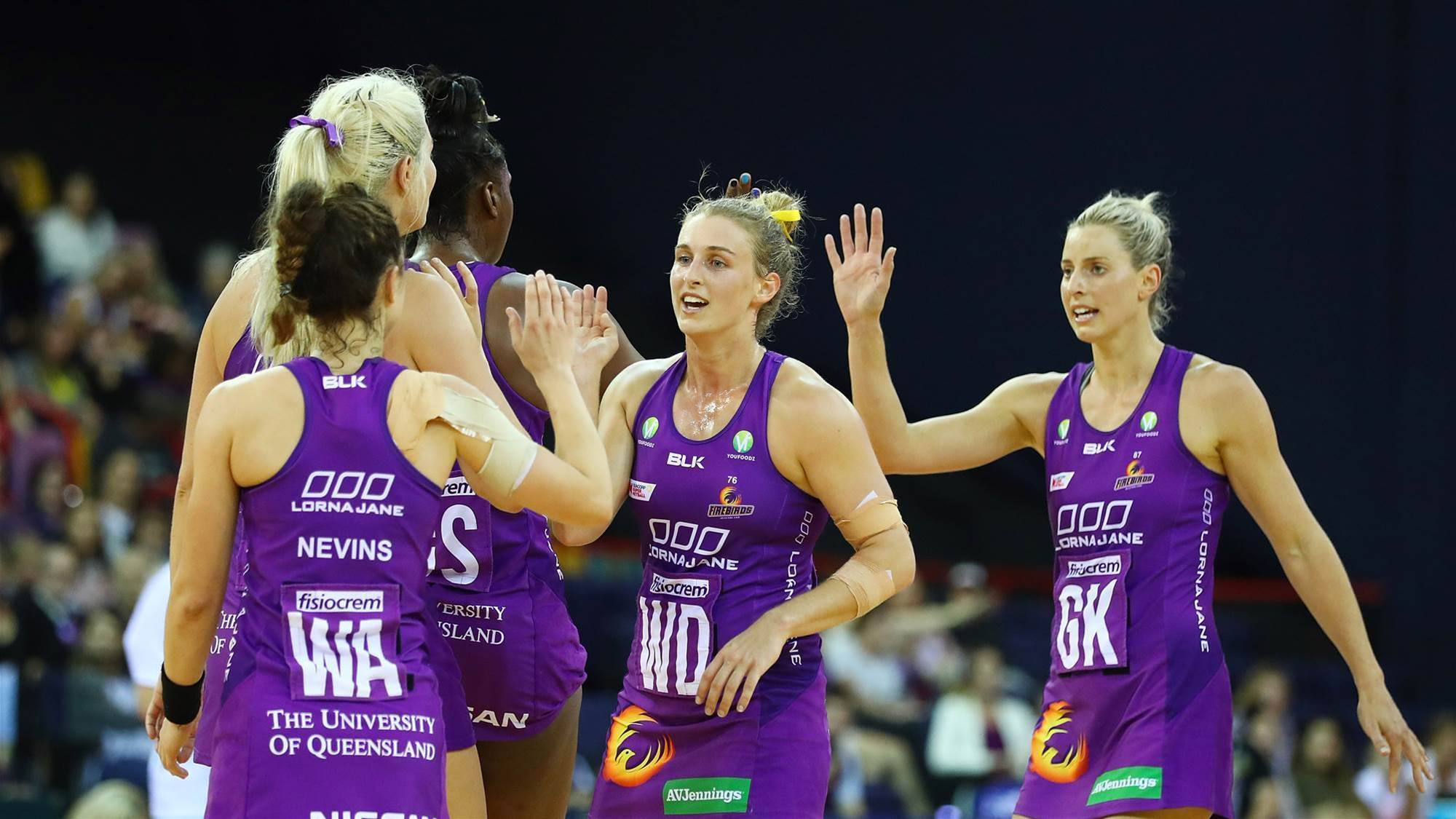 Firebirds hand Fever their first loss