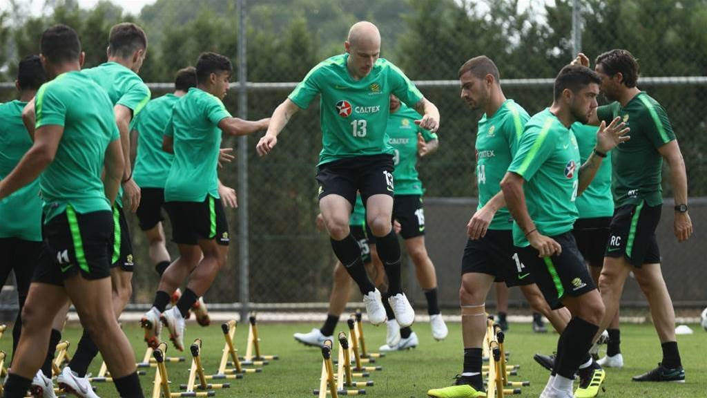 """Ambitious Mooy's got his eyes on the """"big boys"""""""