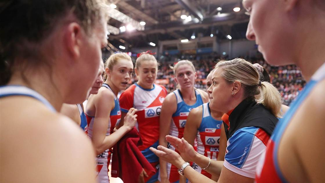 Swifts looking to keep finals hopes alive