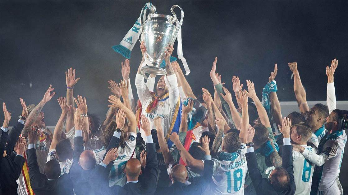 Optus snap up Champions League, Europa League rights