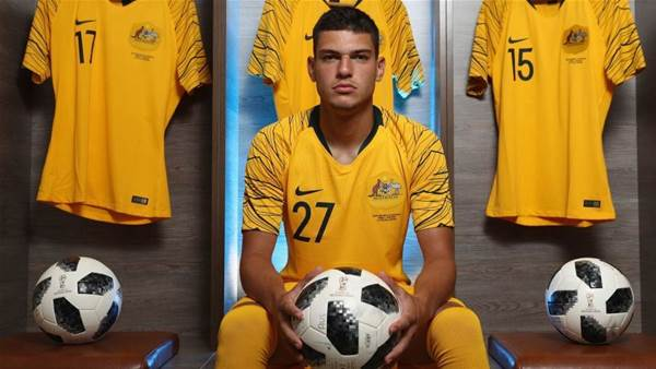 The Aussie behind Fran Karacic's remarkable Socceroos journey