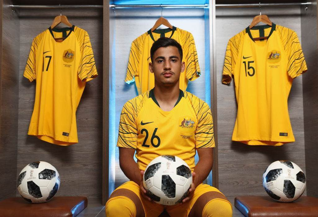 "Arzani's parents: ""We owe something, I wish that Daniel will make Australia proud"""