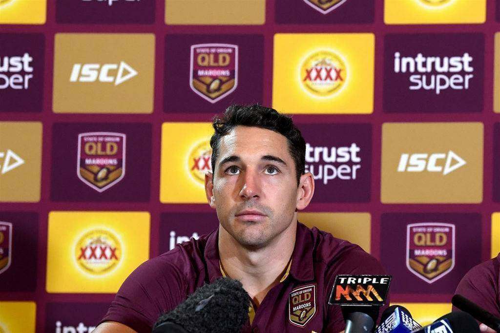 Billy Slater calls time on rep career