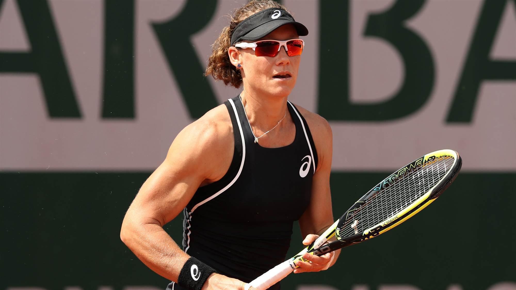 Stosur and Gavrilova through to third round