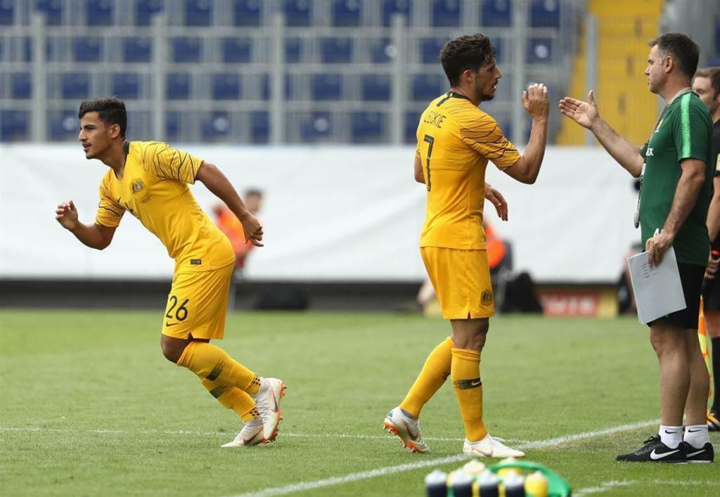 Arzani & a brief history of Socceroos debuts