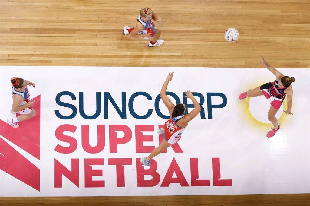 Round Six Suncorp Super Netball Wrap