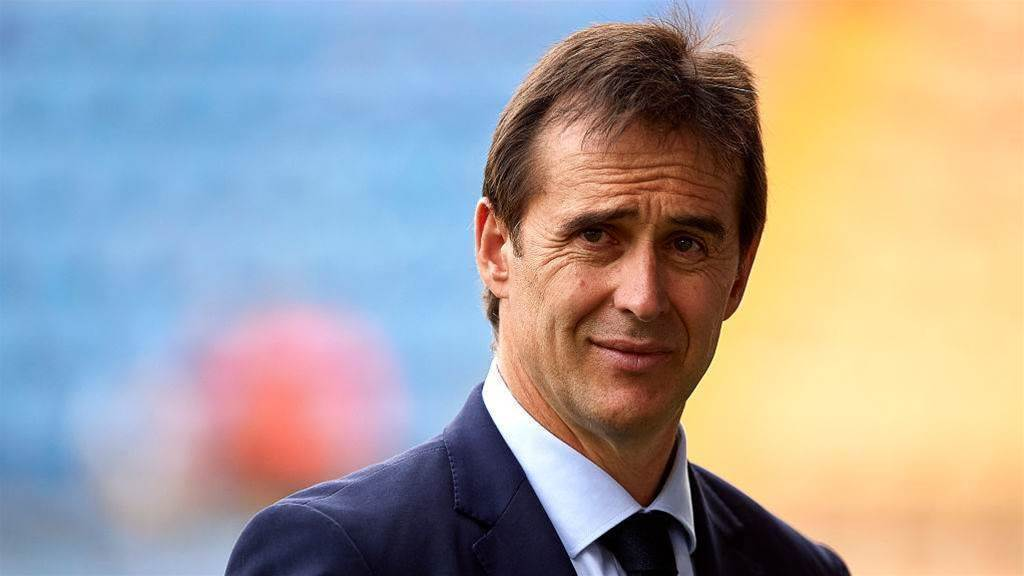 Julen Lopetegui to take charge of Real Madrid