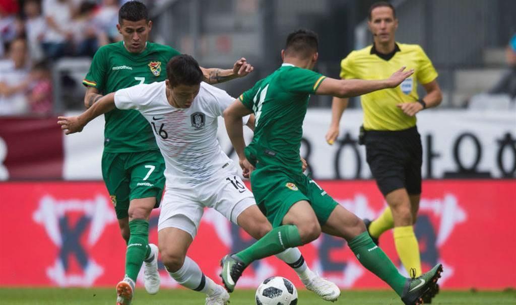 South Korea Suffer 2-0 Defeat to Senegal